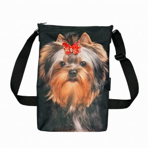 Torba minishopper z psem - York Shire Terrier